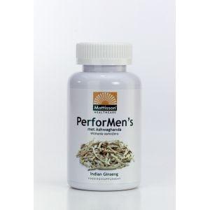 Mattisson Healthstyle Absolute Ashwagandha 425 mg (voorheen PerforMen's Ashwagandha) afbeelding