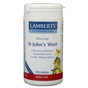 Lamberts Sint Janskruid 1-per-dag (St John's Wort one-a-day) afbeelding