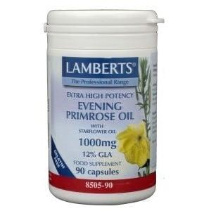 Lamberts Teunisbloem met Borage (120 mg GLA) afbeelding