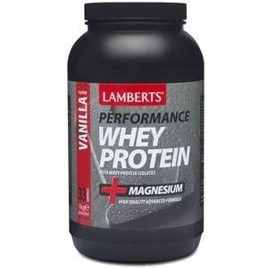 Lamberts Whey Protein Vanilla (Performance) afbeelding