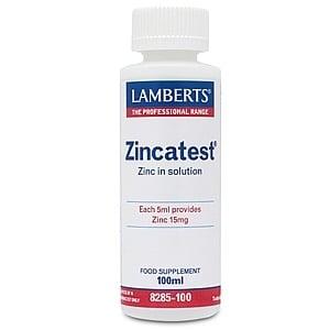 Lamberts Zincatest Vloeibaar Zink afbeelding