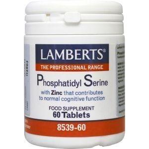Lamberts Phosphatidyl serine 100 mg afbeelding