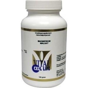 Vital Cell Life Magnesium malaat poeder afbeelding