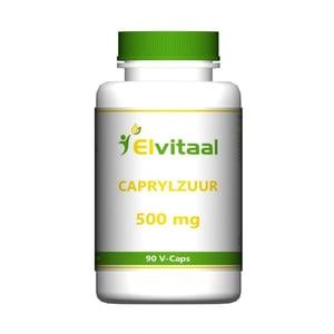 Elvitaal Caprylzuur 500 mg afbeelding