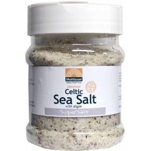 Mattisson Healthstyle Absolute Keltisch Zeezout met Algen afbeelding