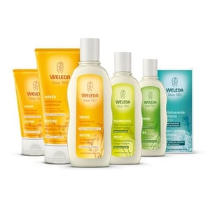 Weleda natuurcosmetica Tarwe Stabiliserende Shampoo afbeelding