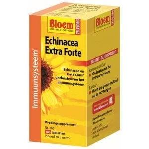 Bloem Natuurproducten Echinacea Extra Forte tabletten afbeelding