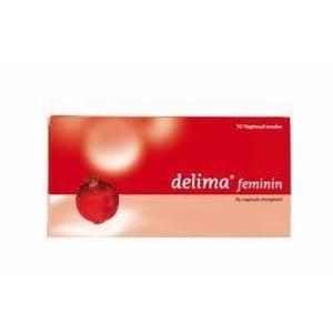 Pekana Delima feminin ovule afbeelding