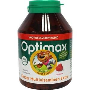 Optimax Kinder Multivitaminen Extra afbeelding