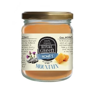 Royal Green Mountain Honey (berghoning) afbeelding