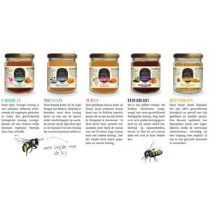 Royal Green Elderberry Honey (honing met vlierbessen) afbeelding