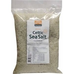 Mattisson Healthstyle Celtic Sea Salt Grof voordeelverpakking afbeelding