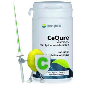 Springfield Cequre 500 mg vitamine C afbeelding