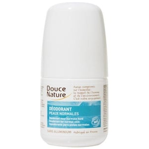 Douce Nature Deodorant roll on normale huid afbeelding