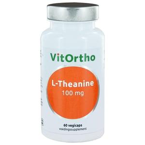Vitortho L-Theanine 100 mg afbeelding