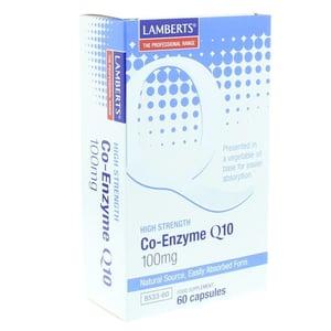 Lamberts Co enzym q10 100 mg afbeelding