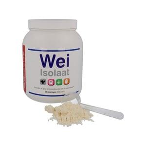 Vitaminsports Wei Isolaat Aardbei afbeelding