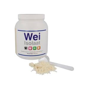 Vitaminsports Wei Isolaat Vanille afbeelding