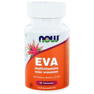 NOW Eva multi vitamine voor vrouwen afbeelding