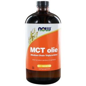 NOW MCT Olie (Medium Chain Triglycerides) afbeelding