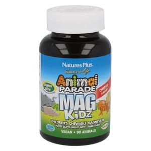 Animal Parade Mag Kidz kauwtabletten (magnesium voor kinderen) afbeelding