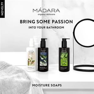 MADARA Infusion Blanc Moisture Soap voor lichaam en handen afbeelding