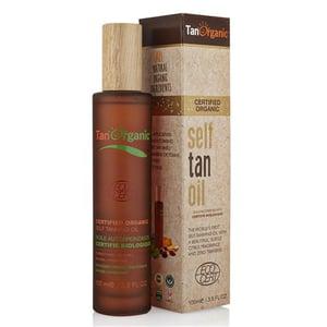 TanOrganic TanOrganic Self-Tanning Oil (biologische zelfbruiner) afbeelding