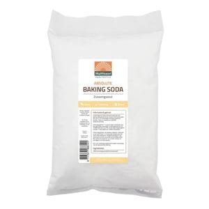 Mattisson Healthstyle Baking soda - zuiveringszout (natriumbicarbonaat) afbeelding