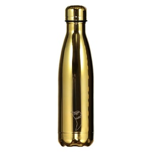 Chillys Bottle Chilly's Bottle Gold 500 ml (Chrome Edition) afbeelding