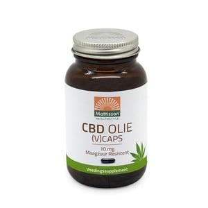 Mattisson Healthstyle CBD Olie 10 mg afbeelding