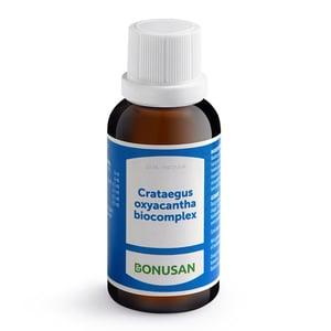 Bonusan Crataegus oxyacantha biocomplex afbeelding