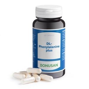 Bonusan DL phenylalanine 400 mg afbeelding