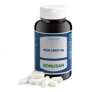 Bonusan MSM 1000 mg afbeelding