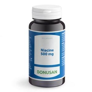 Bonusan Niacine 500 mg afbeelding