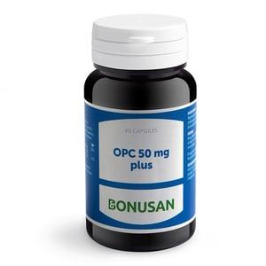 Bonusan OPC 50 mg & vitamine C 300 mg afbeelding