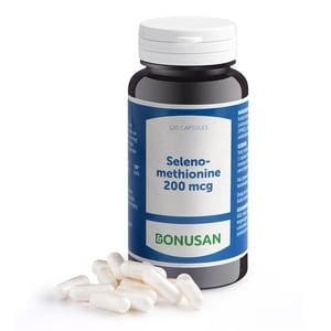 Bonusan Selenomethionine 200 mcg afbeelding