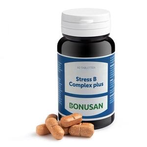 Bonusan Stress B complex plus afbeelding