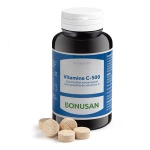 Bonusan Vitamine C 500 mg afbeelding