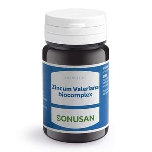 Bonusan Zincum valeriana biocomplex afbeelding
