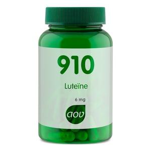 AOV Voedingssupplementen 910 Luteine afbeelding