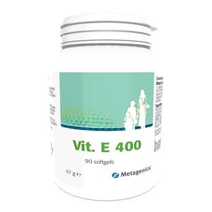 Metagenics Vitamine E 400IE afbeelding
