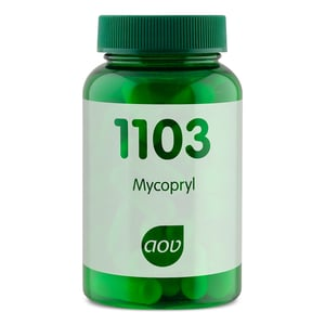 AOV Voedingssupplementen 1103 Mycopryl (caprylzuur) afbeelding