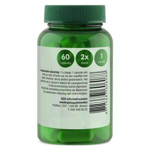 AOV Voedingssupplementen 608 L Tyrosine 500 mg afbeelding
