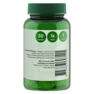 AOV Voedingssupplementen 711 GLA (borageolie) afbeelding
