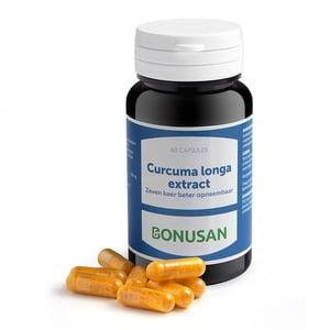 Bonusan Curcuma Longa Extract afbeelding