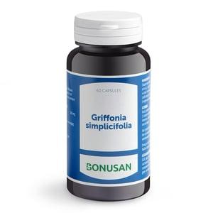 Bonusan Griffonia simplicifolia (75 mg 5-HTP) afbeelding