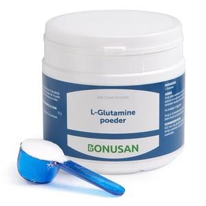 Bonusan L-Glutamine poeder 500 gram afbeelding