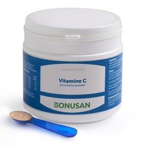 Bonusan Vitamine C ascorbatenpoeder afbeelding