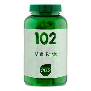 AOV Voedingssupplementen 101/102 Multi Basis afbeelding