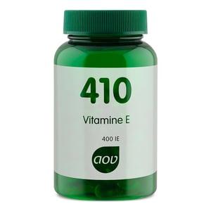 AOV Voedingssupplementen 410 Vitamine E (400 IE) afbeelding